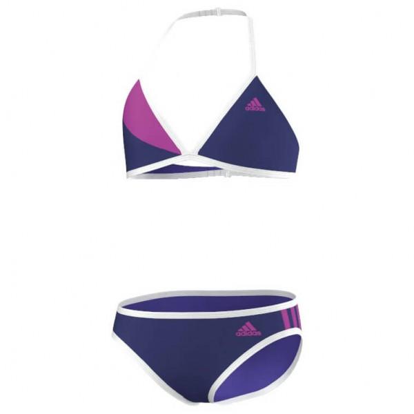 adidas - Girl's Colorblock 3S Bikini - Bikini