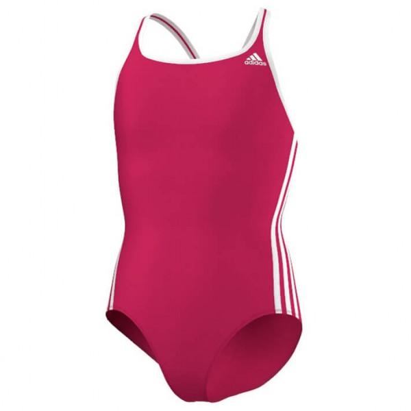 adidas - Girl's 3S Suit - Maillot de bain