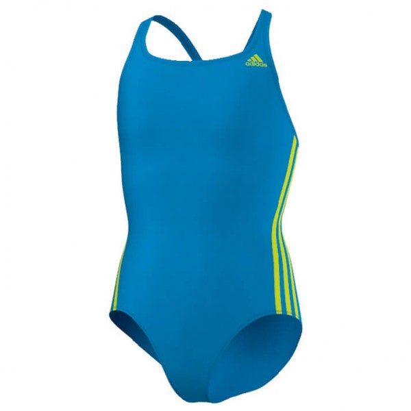 adidas - Girl's 3S Suit - Swimsuit