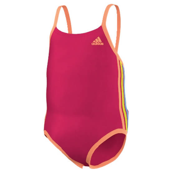 adidas - Girl's Infant 3S Suit - Badpak