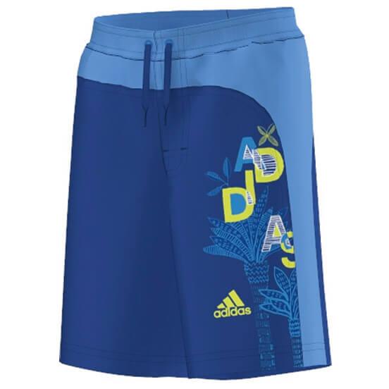 Adidas - Bk Lin Sh Kb - Uimahousut