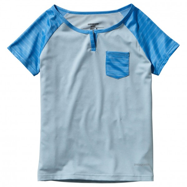 Patagonia - Girl's Capilene 1 Silkweight T-Shirt - T-Shirt