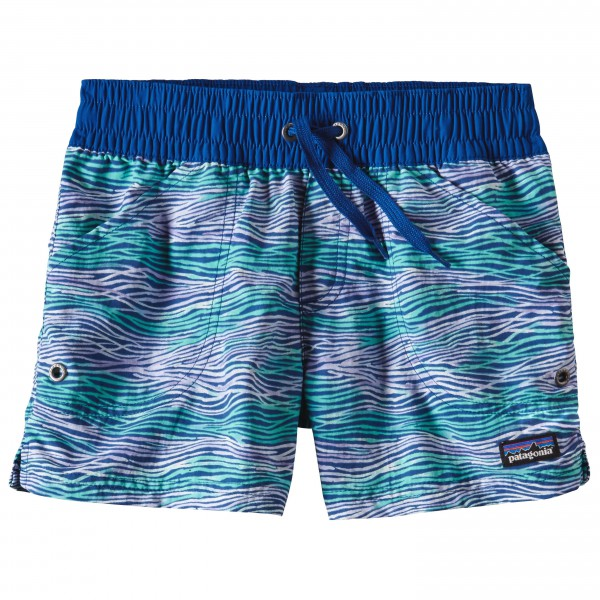 Patagonia - Girl's Costa Rica Baggies Shorts - Shorts
