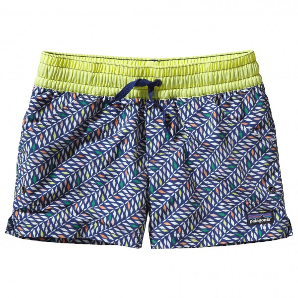 Patagonia - Girl's Costa Rica Baggies Shorts - Short