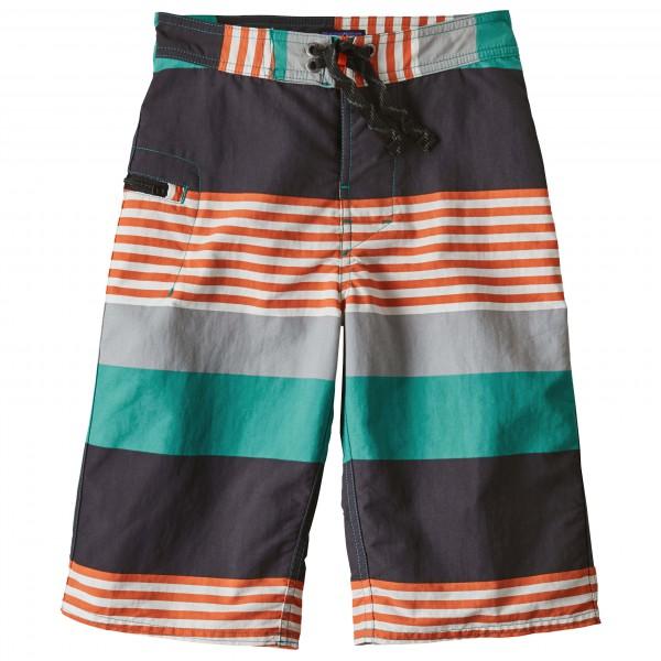 Patagonia - Boy's Wavefarer Shorts - Swim trunks