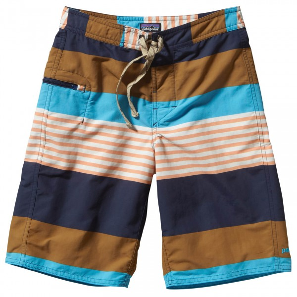 Patagonia - Boy's Wavefarer Shorts - Swim trunks