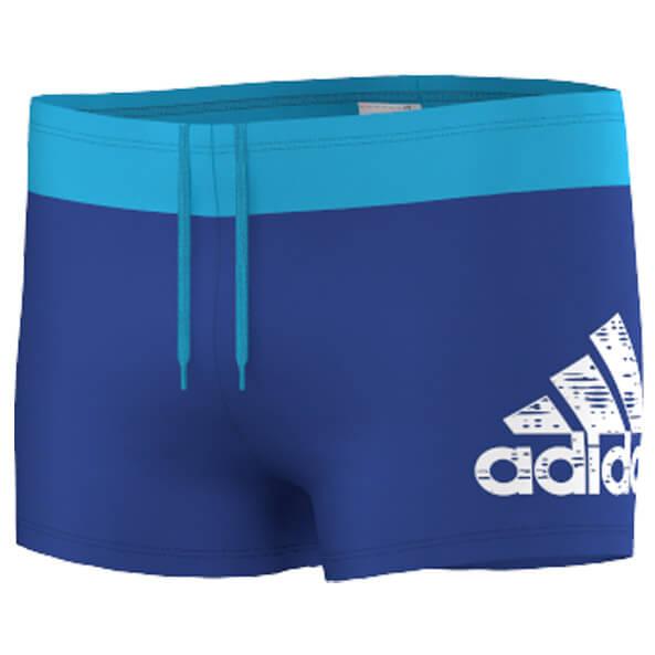 adidas - Boy's BTS Boxer Logo - Swim trunks