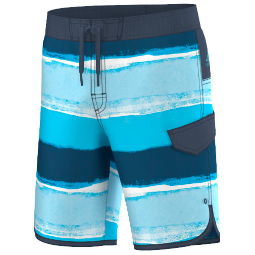 adidas - Kid's Stripes Short CL - Short de surf