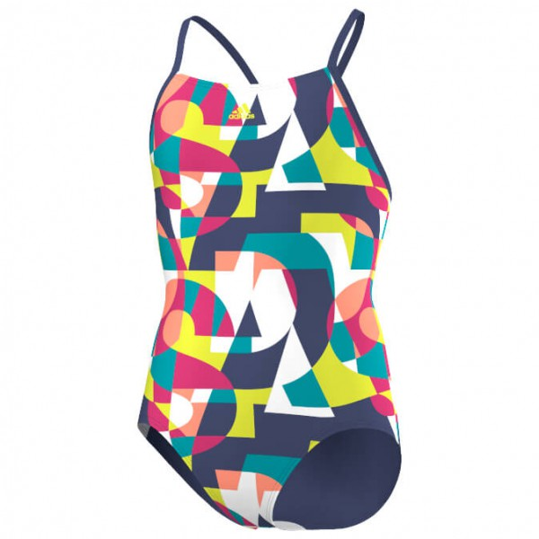 adidas - Kid's Allover Suit Girl's - Swimsuit