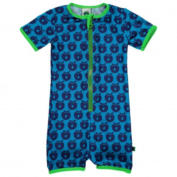 Smafolk - Kid's Apples Suit S/L Baby - Badeanzug