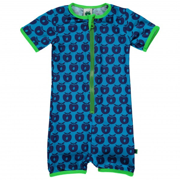 Smafolk - Kid's Apples Suit S/L Baby - Swimsuit