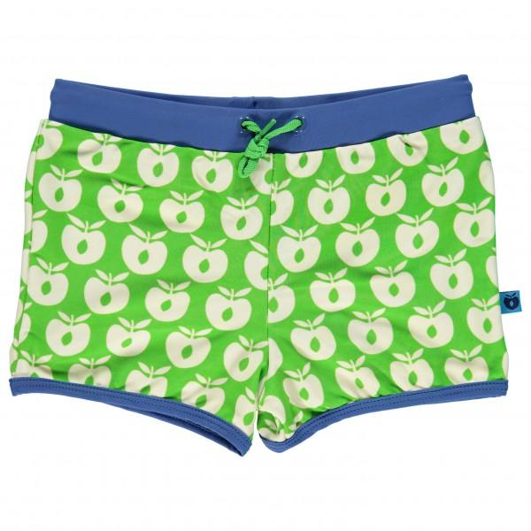 Smafolk - Kid's Cream Apples Pants - Uimahousut