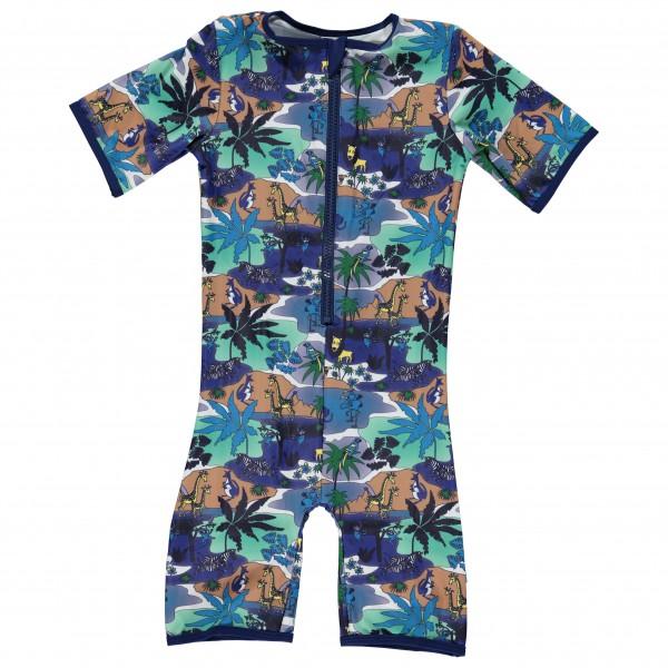 Smafolk - Kid's Jungle Suit S/L - Badeanzug
