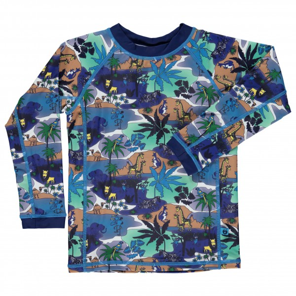 Smafolk - Kid's Jungle T-Shirt - Lycra