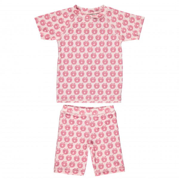 Smafolk - Kid's T-Shirt + Shorts Set - Lycra