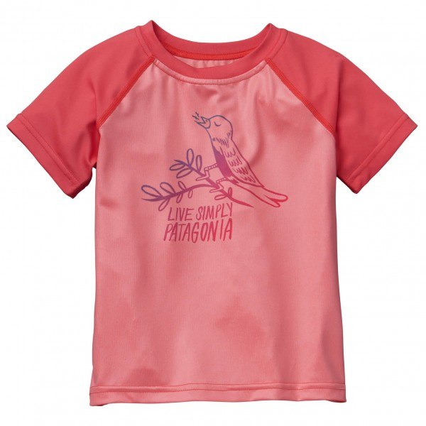 Patagonia - Baby Capilene Daily T-Shirt - Lycra