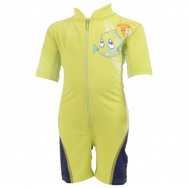 Hyphen-Sports - Kid's Shorty 'snuppy Wild Lime' - Lycra