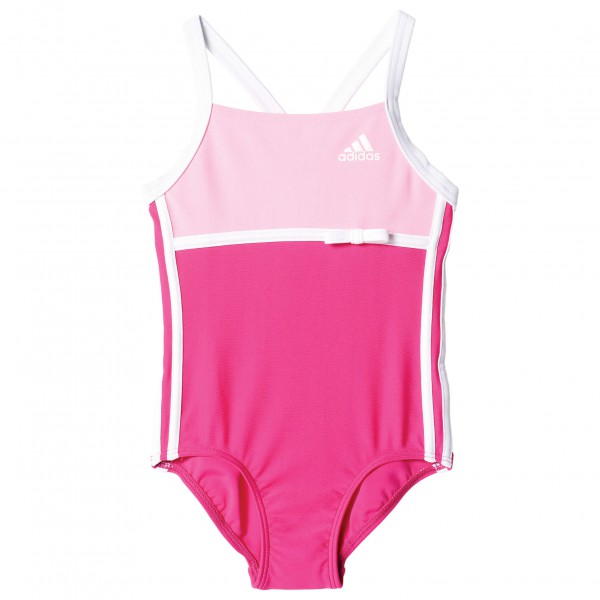 adidas - Infants 3 Stripes One Piece Girls - Badeanzug