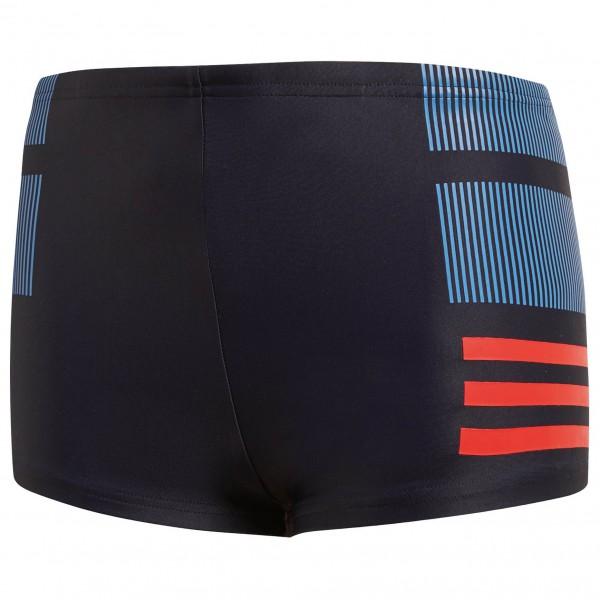 adidas - Kid's Fitness Boxer Colourblock 3 Stripes - Zwembroek