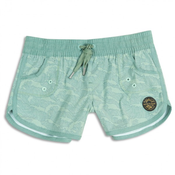 United By Blue - Girls Breakers Boardshorts - Boardshort