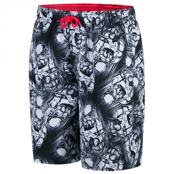 Speedo - Kid's Trooper Allover Printed Leisure 17 Watershor - Boardshorts