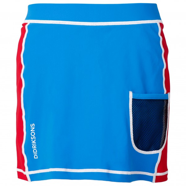 Didriksons - Kid's Coral UV Skirt - Bikinibroekje