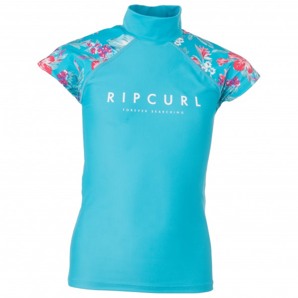 Rip Curl - Girls Paradise Cap Sleeve UV - Lycra