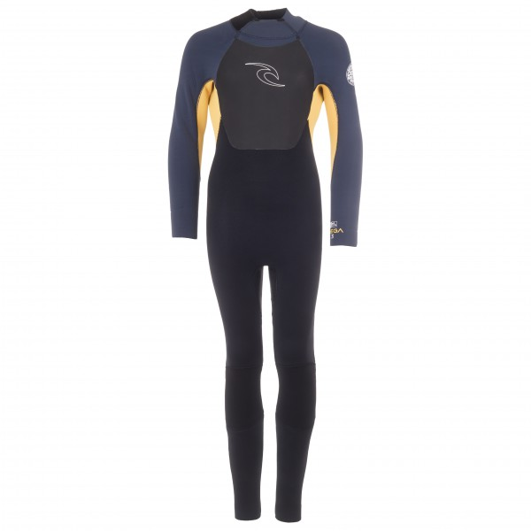 Rip Curl - Junior Omega 4/3 mm GB-Stitch Steamer - Wet suit