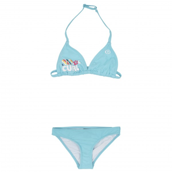 Rip Curl - Kid's Big Mama Candy Stripe Tri Set - Bikini