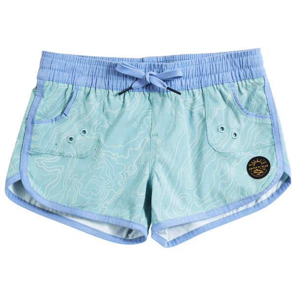 United By Blue - Kid's Topography Board Short - Boardshorts