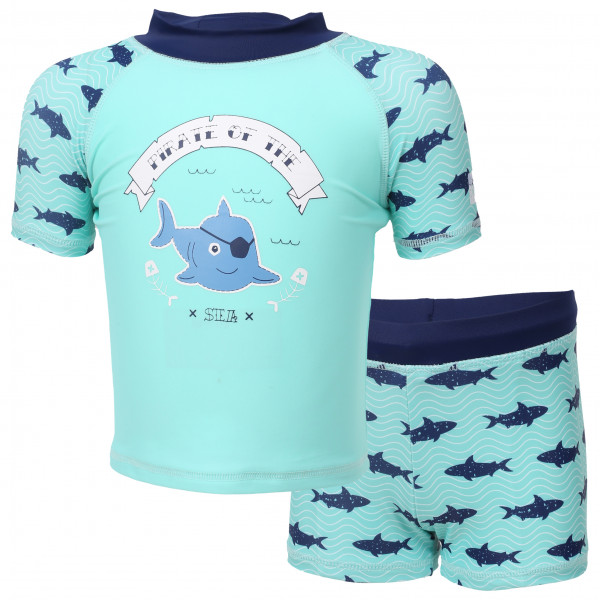 Color Kids - Kid's Edy Mini Shorts Set - Lycra