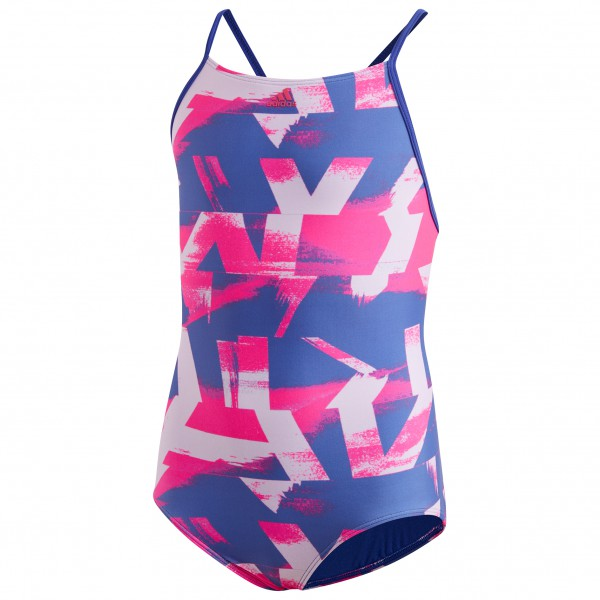 adidas - Kid's All-Over-Print Suit - Maillot de bain
