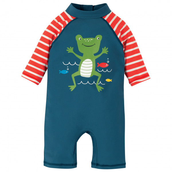 Frugi - Kid's Little Sunsafe Suit - Lycra