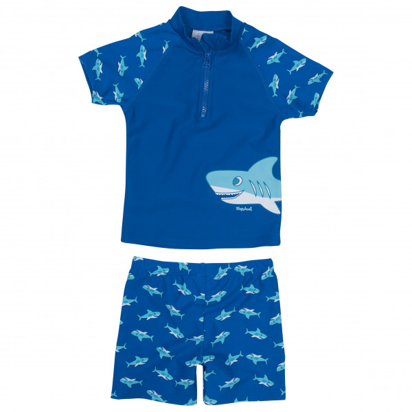 Playshoes - Kid's UV-Schutz Bade-Set Hai - Badehose