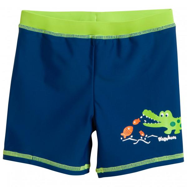 Playshoes - Kid's UV-Schutz Shorts Krokodil - Badehose