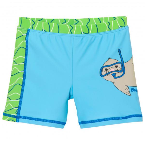 Playshoes - Kid's UV-Schutz Shorts Robbe - Badehose