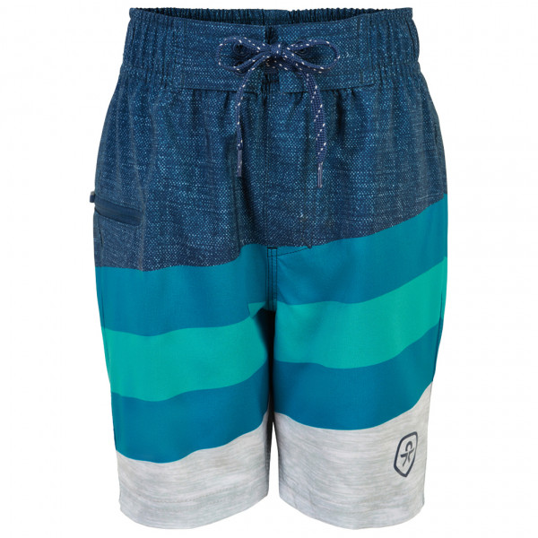 Color Kids - Kid's Kenny Beach Shorts All-Over-Print - Boardshorts
