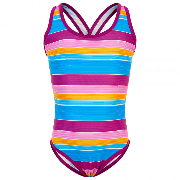 Color Kids - Kid's Tulla Swimsuit All-Over-Print - Badedragt