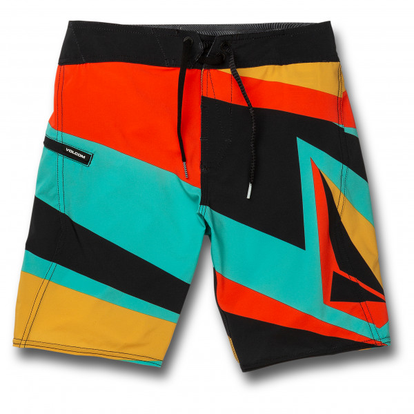 Volcom - Kid's Ransacked Mod - Boardshort