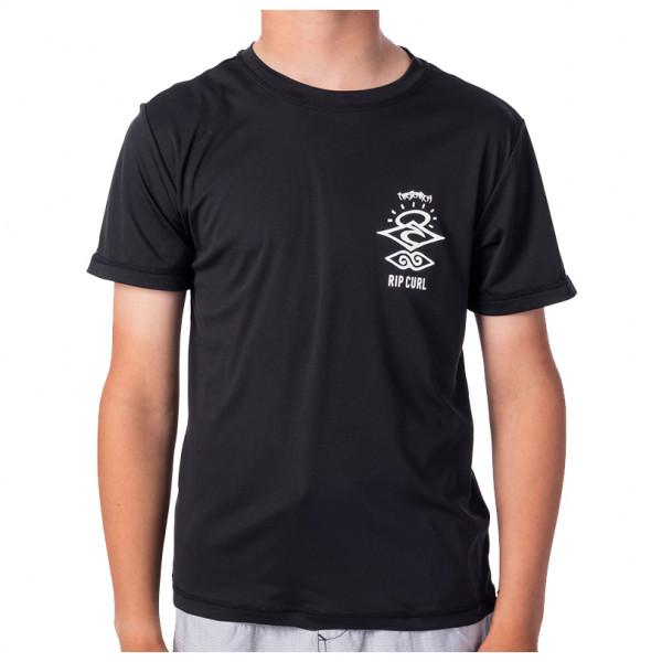 Boys Search Logo L/S - Lycra