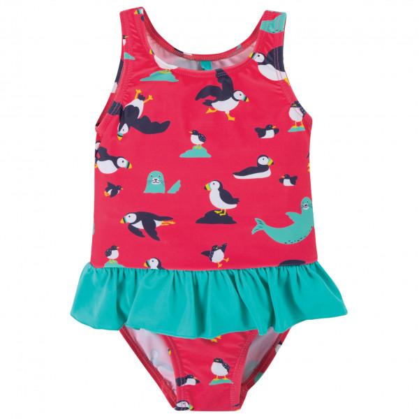 Kid's Little Coral Swimsuit - Swimsuit