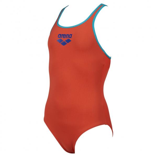 Kid's G Biglogo Swim Pro Back One Piece - Swimsuit