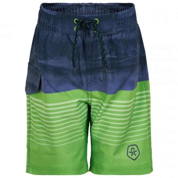 Kid's Swim Shorts Striped - Boardshorts