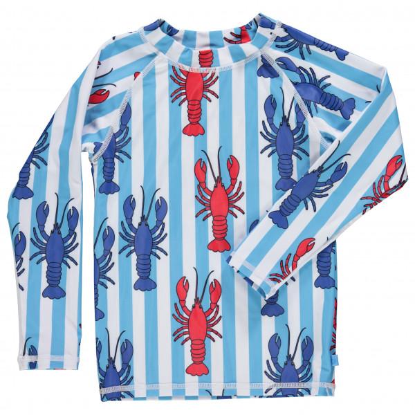 Smafolk - Baby's Swim T-Shirt L/S Lobster - Lycra