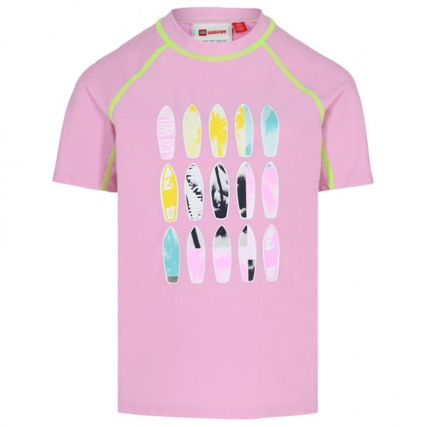 Kid's LWTeah 307 Swim T-Shirt Upf - Lycra