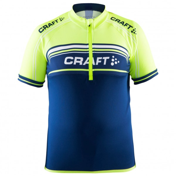 Craft - Kid's Logo Jersey - Radtrikot