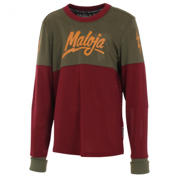 Maloja - Kid's LewisU. - Cycling jersey