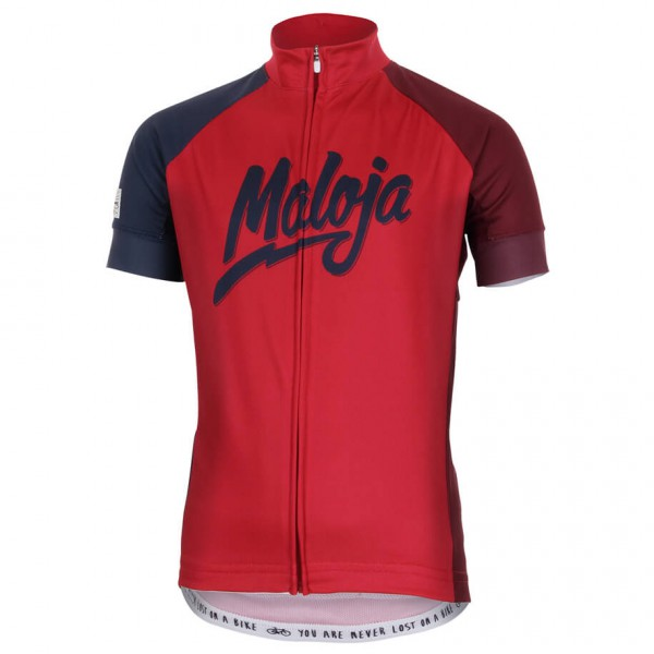Maloja - Kid's StuardB. 1/2 - Cycling jersey