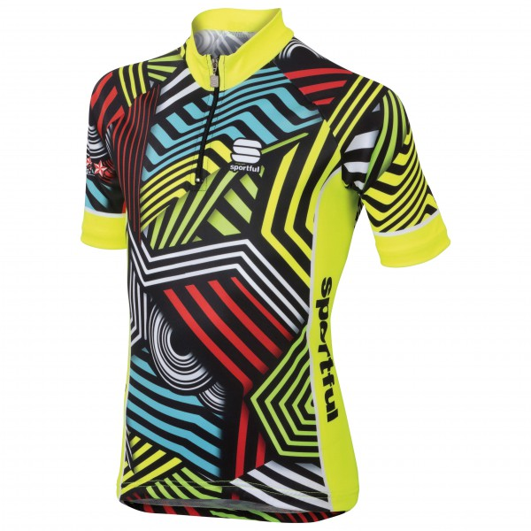 Sportful - Kid's Mini Granfondo 2016 Jersey - Cycling jersey