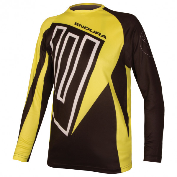 Endura - Kids MT500JR L/S Trikot - Cycling jersey